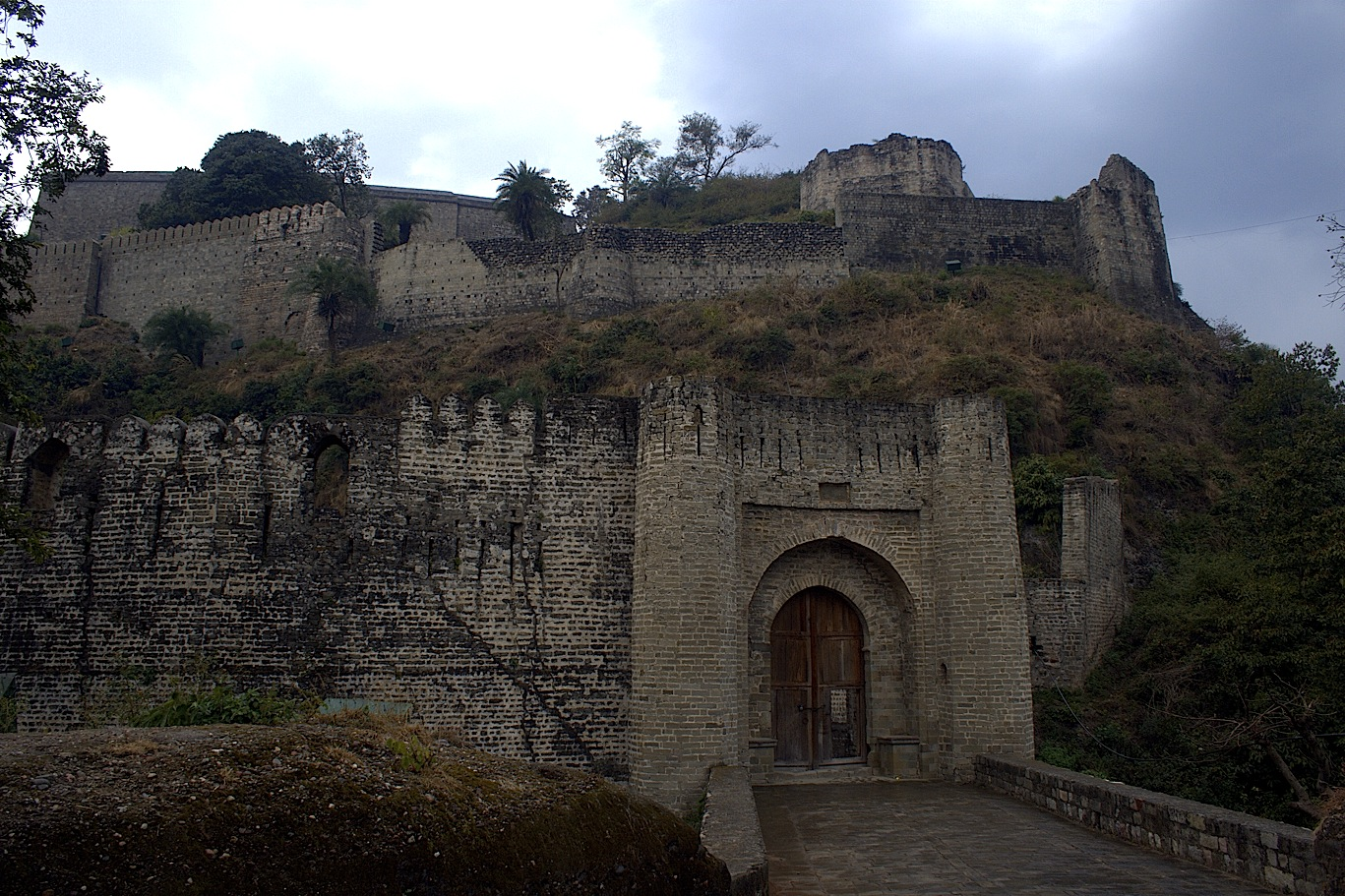 Kangra Fort-Oldest Fort in Himalayan Region