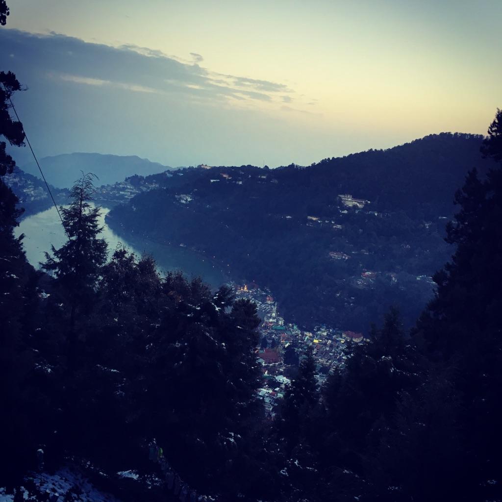 Naina Peak (Nainital)
