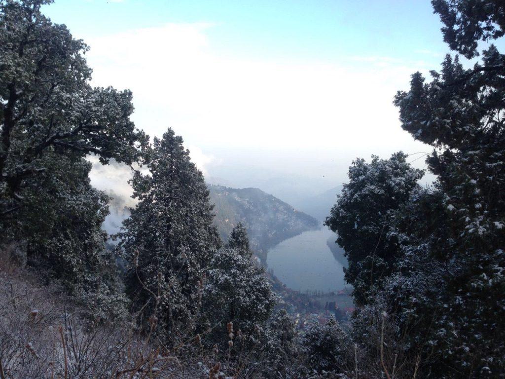 View Of Nainatal